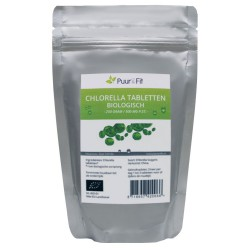 Chlorella tabletten