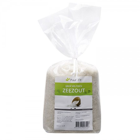 Keltisch Zeezout, grof (1kg - Puur&Fit)