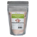 Himalayazout, fijn en roze