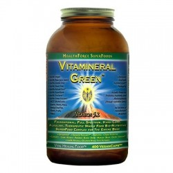 HealthForce Vitamineral Green 400 Vcaps
