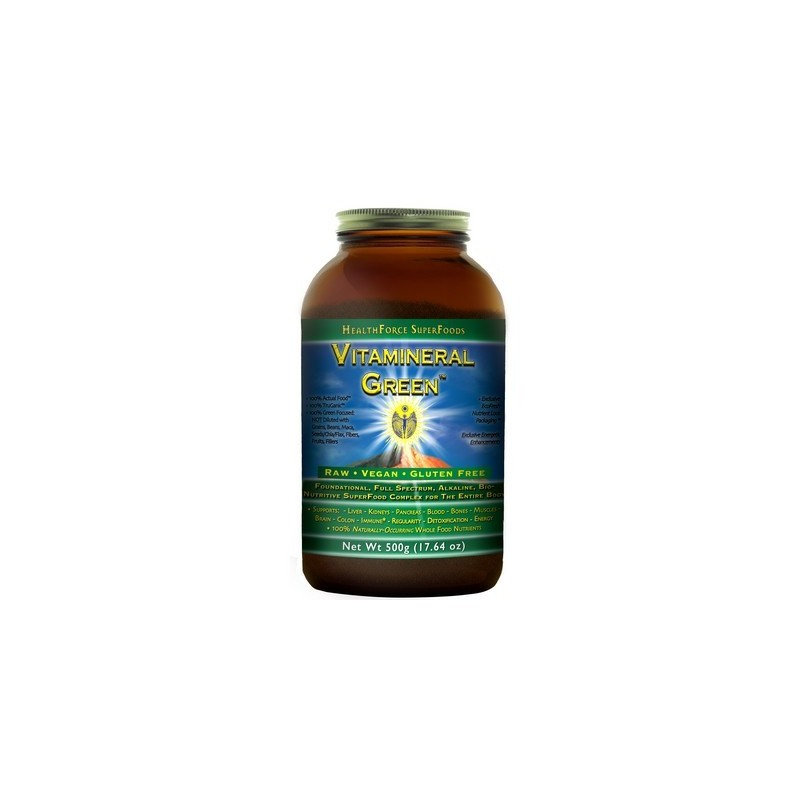 HealthForce Vitamineral Green poeder