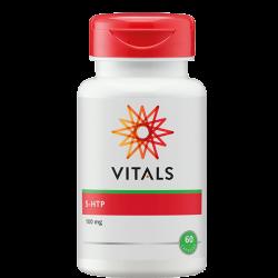 5 HTP 100 mg (60 caps - Vitals)