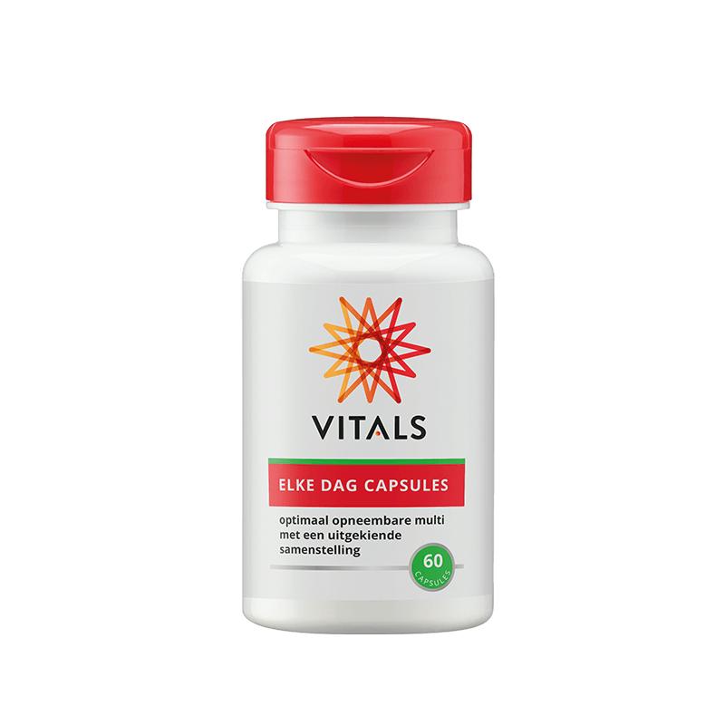 Elke dag capsules (60 capsules - Vitals)