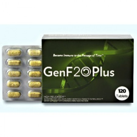 GenF20 Plus (120 st - Young Again)