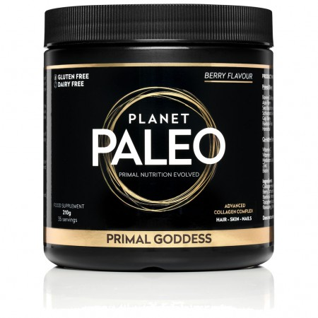 Primal Goddess Collagen (210g - Planet Paleo)