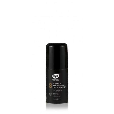 Green People 8 Stay Fresh deodorant voor mannen (75ml)