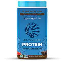 Sunwarrior Proteine Blend Chocolade 750 gram