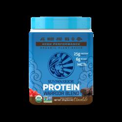 Sunwarrior Proteine Blend Chocolade 375 gram