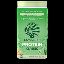 Sunwarrior Classic Protein Naturel 750 gram