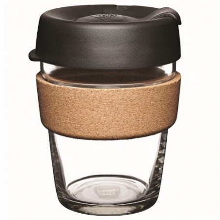 KeepCup Brew Cork Medium (340ml) - Espresso