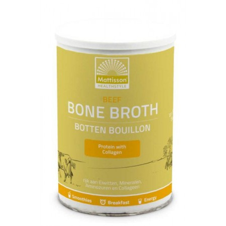 Bone Broth - Botten Bouillon (250g-Mattisson)