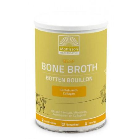 Bone Broth - Botten Bouillon (250g-Mattisson)