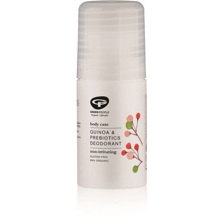 Quinoa & Prebiotics deodorant (75ml - Green People)