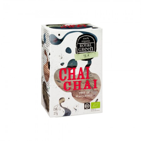 Royal Green Chai Chai Thee (16 zakjes)