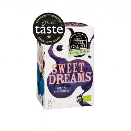 Royal Green Sweet Dreams Thee (16 zakjes)
