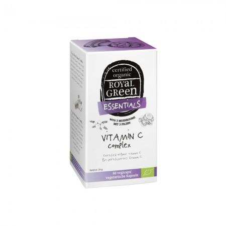 Royal Green Vitamine C Complex (60 V-caps)