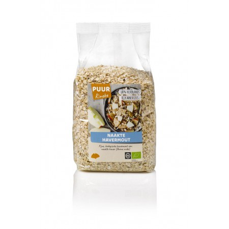 Naakte havermout (500g - Puur Rineke)