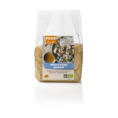 Whole Food Quinoa (500g - Puur Rineke)