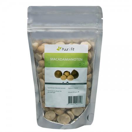 Macadamia noten (250g - Puur&Fit)