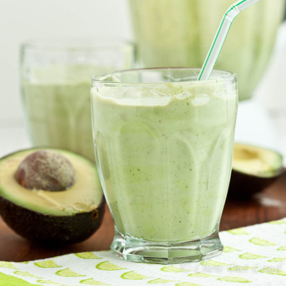 Avocado Smoothie Recipes — Dishmaps