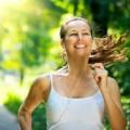 Vrouwen trainen zonder spieren