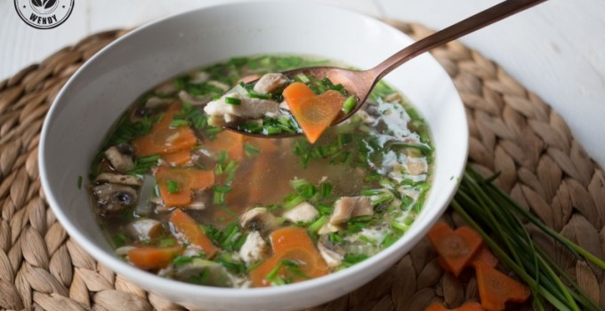 Hartverwarmende soep