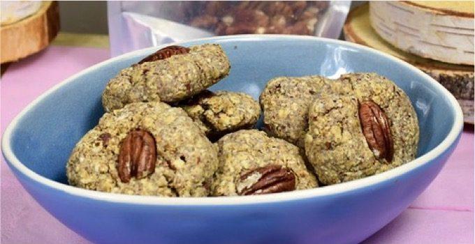 pecan koekjes recept