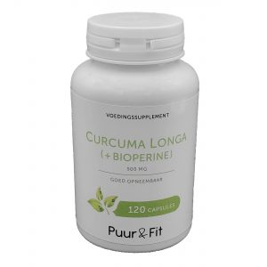 curcuma longa extract met zwarte peper
