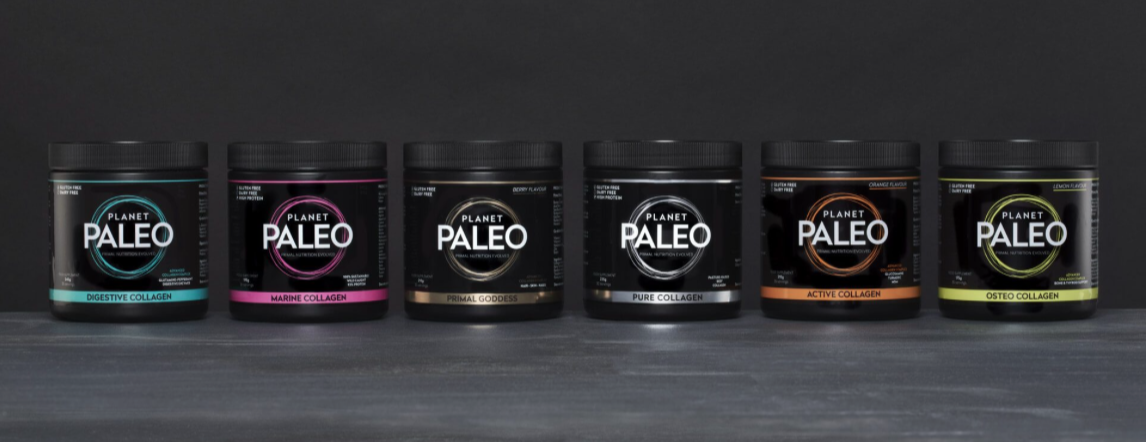 Planet Paleo collagen assortiment