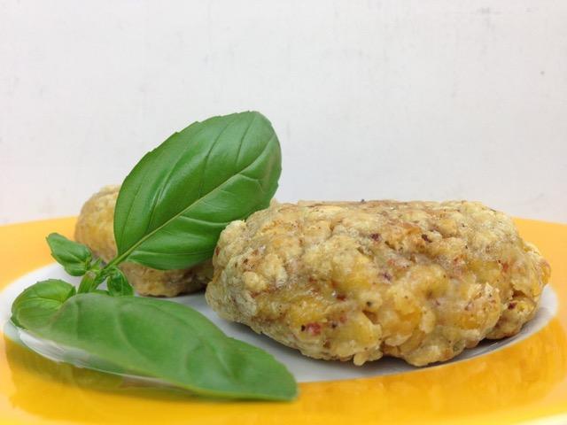 vegetarische kikkererwtenburgers